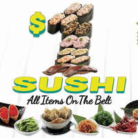Read more about Sakae Sushi $1 Everything on Belt @ 6 Outlets From 7 Mar 2016