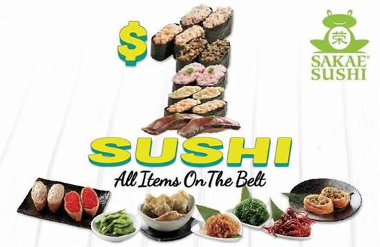 Sakae Sushi Feat 6 Mar 2016