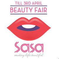 Read more about Sasa Beauty Fair @ Waterway Point 30 Mar - 3 Apr 2016