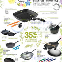 Read more about Scanpan Cookware 35% Off Storewide Promo @ Tangs 11 - 31 Mar 2016