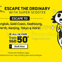 Read more about Scoot fr $50 all-in 2hr Take Off Tuesday Promo (7am to 9am) 22 Mar 2016