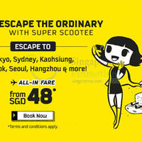 Read more about Scoot fr $48 all-in 2hr Take Off Tuesday Promo (7am to 9am) 29 Mar 2016