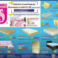 Read more about Sea Horse 8% OFF Storewide Promo 19 - 21 Mar 2016