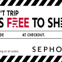 Read more about Sephora Free Shipping (NO Min Spend) (inc Excluded Brands) Coupon Code 18 - 20 Mar 2016