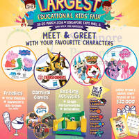 Read more about SmartKids Asia @ Singapore Expo 18 - 20 Mar 2016