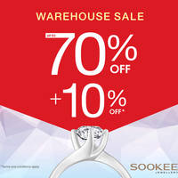Read more about Sookee Jewellery Warehouse Sale @ Mandarin Gallery 24 - 27 Mar 2016