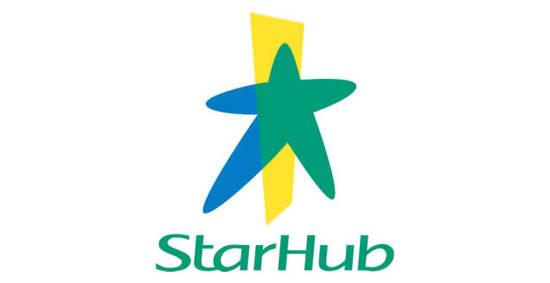 StarHub Logo 10 Mar 2016