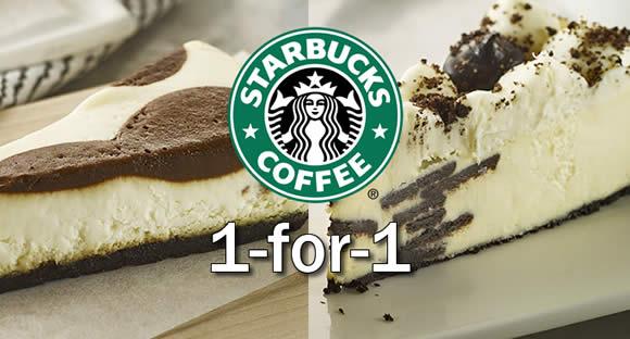 Starbucks 1for1 21 Mar 2016