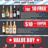 Read more about Straits Wine Company Anniversary Sale 22 - 31 Mar 2016