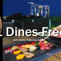 Read more about Tenkaichi One Dines Free w/ 3 Paying Adults 15 - 31 Mar 2016