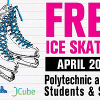 Read more about The Rink FREE Ice Skating Admissions For Poly & ITE Students & Staff 1 - 30 Apr 2016