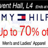 Read more about Tommy Hilfiger Promo @ Shaw House 25 - 31 Mar 2016