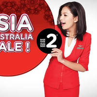 Read more about Air Asia fr $2* Fares Sale to Asia & Australia from 18 - 24 Apr 2016