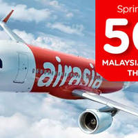 Read more about Air Asia 50% Off Malaysia, Indonesia & Thailand Fares 4 - 10 Apr 2016