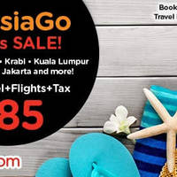 Read more about Air Asia Go 3D2N fr $85/pax (Flights + Hotel + Tax) 4 - 10 Apr 2016