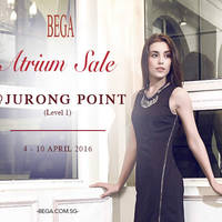 Read more about BEGA Atrium Sale @ Jurong Point 4 - 10 Apr 2016