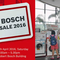 Read more about Bosch Up To 70% Off Exklusiv Sale on 16 Apr 2016
