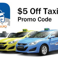 Read more about Comfort Taxis $5 Off Fare Promo Code from 25 - 27 Apr 2016