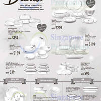 Read more about Corelle & Corningware Offers at Takashimaya from 22 Apr - 10 May 2016
