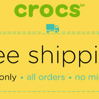Read more about Crocs Free Shipping 1-Day Online Promo (NO Min Spend) 13 Apr 2016