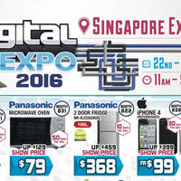 Read more about Digital Expo 2016 at Singapore Expo from 22 - 24 Apr 2016