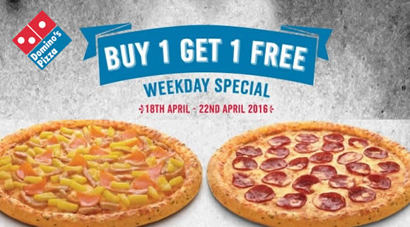 Dominos Pizza Feat 18 Apr 2016