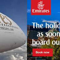 Read more about Emirates fr $518 all-in Promo Fares 14 - 26 Apr 2016