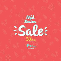 Read more about Fox Fashion Mid- Season Sale From 31 Mar - 17 Apr 2016