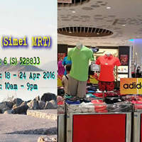 Read more about JLCSports Branded Sportswear Crazy Sale 18 - 24 Apr 2016