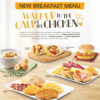 Read more about KFC New Breakfast Menu From 6 Apr 2016