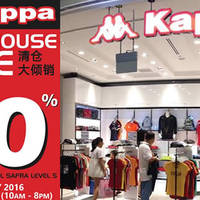 Read more about Kappa Warehouse Sale from 23 Apr - 2 May 2016