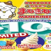 Read more about Karaoke Manekineko $10 nett for 2hr w/ Unlimited Drinks, Soft Serve Ice Cream, Tidbits & More 1 - 30 Apr 2016
