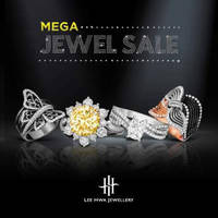 Read more about Lee Hwa Jewellery Mega Jewel Sale on 29 Apr - 3 May 2016