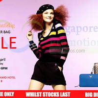 Read more about LovethatBag Branded Handbags Sale @ Mandarin Orchard 30 Apr 2016