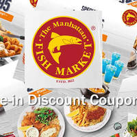 Read more about Manhattan FISH MARKET Coupon Discount Deals from 1 Apr - 31 May 2016