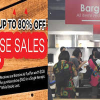 Read more about Mayer Warehouse Sale up to 80% Off from 22 - 24 Apr 2016