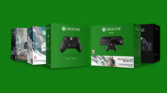 Microsoft Xbox One 12 Apr 2016