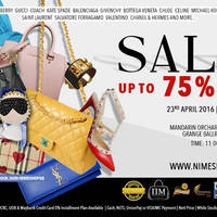 Read more about Nimeshop Branded Handbags Sale @ Mandarin Orchard 23 Apr 2016