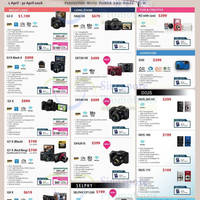Read more about Canon Digital Cameras Promo Offers 1 - 30 Apr 2016