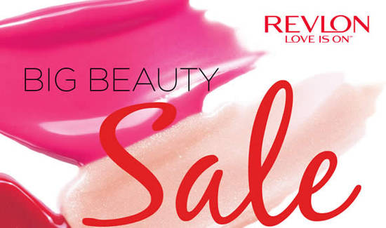 Revlon Feat 19 Apr 2016