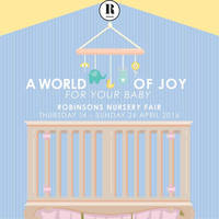Read more about Robinsons Nursery Fair 14 - 24 Apr 2016