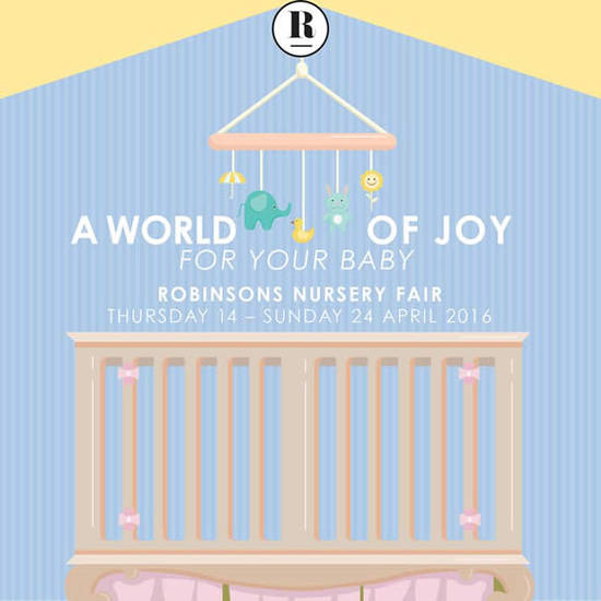 Robinsons Nursery Fair 15 Apr 2016