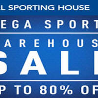 Royal Sporting House will be having a warehouse sale from 25 May to 29 May 2016, 12pm - 6pm (Wed for Safra members), 10am - 8pm (Thur-Sat), 10am - 5pm (Sun) at Wisma Gulab