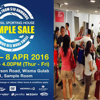 Read more about Royal Sporting House Sample Sale 7 - 8 Apr 2016