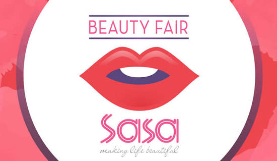 Sasa Beauty Fair 11 Apr 2016