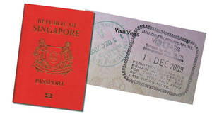 ICA: Apply For Your Passport Early, Make An Appointment & Collect It Promptly