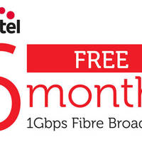 Read more about Singtel 1Gbps Fibre Broadband Free 6 Months Promo 12 - 13 Apr 2016