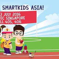 Read more about SmartKids Asia at Suntec from 1 - 3 Jul 2016