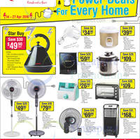 Read more about Sona Appliances Up To 37% Off @ Fairprice 14 - 27 Apr 2016