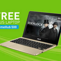 Read more about Starhub Sign-up HomeHub 500 & Get Free ASUS Laptop 15 - 26 Apr 2016